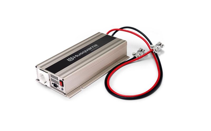 Battery Series Accessories : HUSQVARNA Inverter Charger VI600F